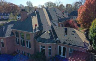 Huge house job