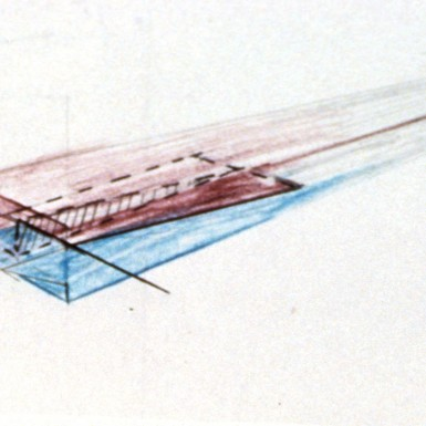 Conceptual drawings by Art of Mass Production, a San Diego based plastics engineering company