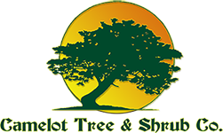 Camelot Tree & Shrub Logo