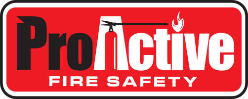 ProActive Fire Safety logo