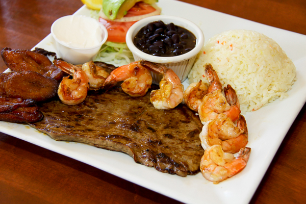 Guatemalan Lunch