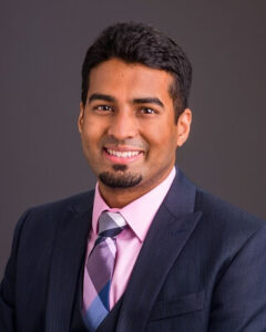 Vishal Kudav, General Surgery Resident Graduate
