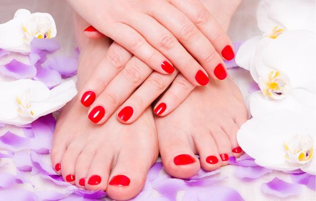 Spring Mist Milton Spa Manicure and Pedicure