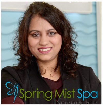 Spring Mist Spa Milton - Beautiful skin for the holidays