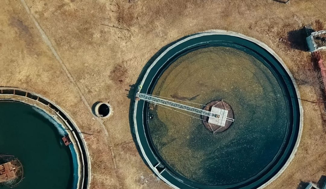 Solids Reduction in a Groundwater Recharge Basin