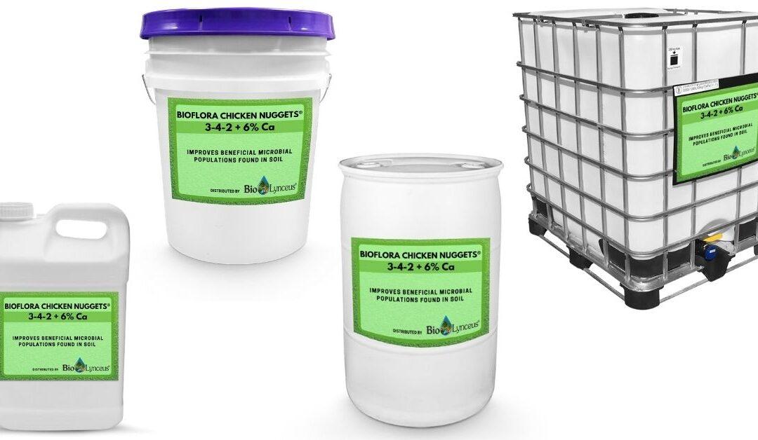 BioFlora Chicken Nuggets® 3-4-2 + 6% Ca