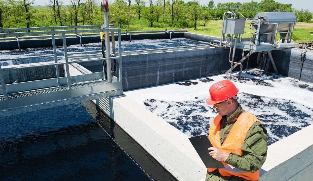 Industrial Food & Beverage Wastewater Treatment Plant