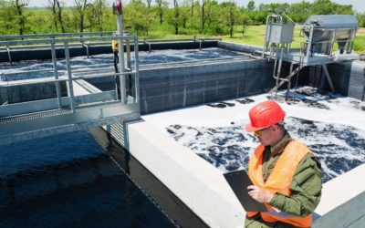 Industrial Food & Beverage Wastewater Treatment Plant