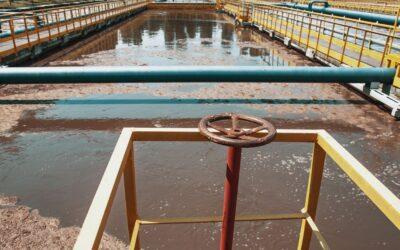 Biooxidation of Wastewater
