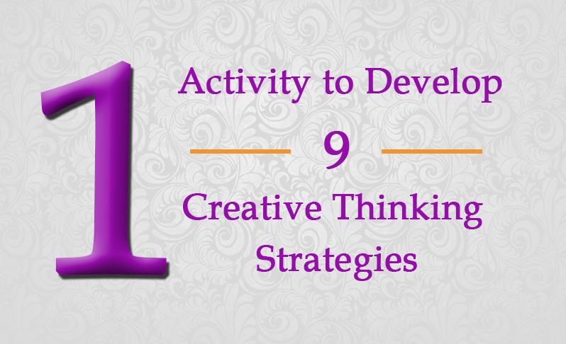 teach applied creative thinking