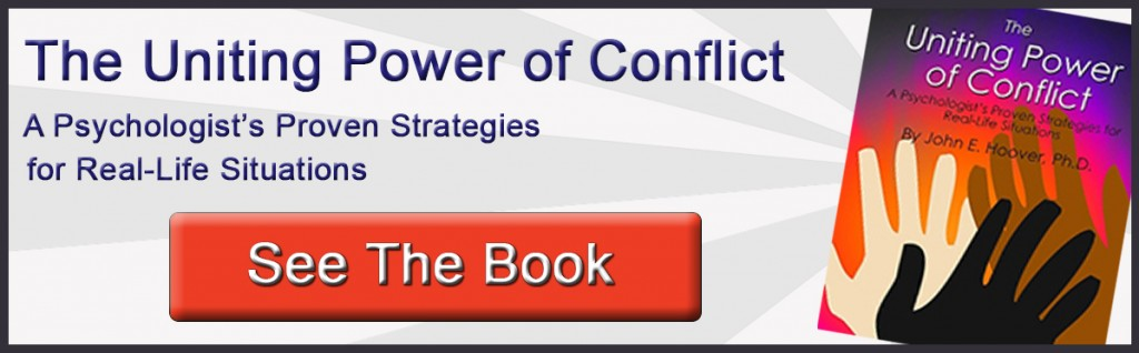 CTA_JohnHoover_Uniting Power Conflict Book