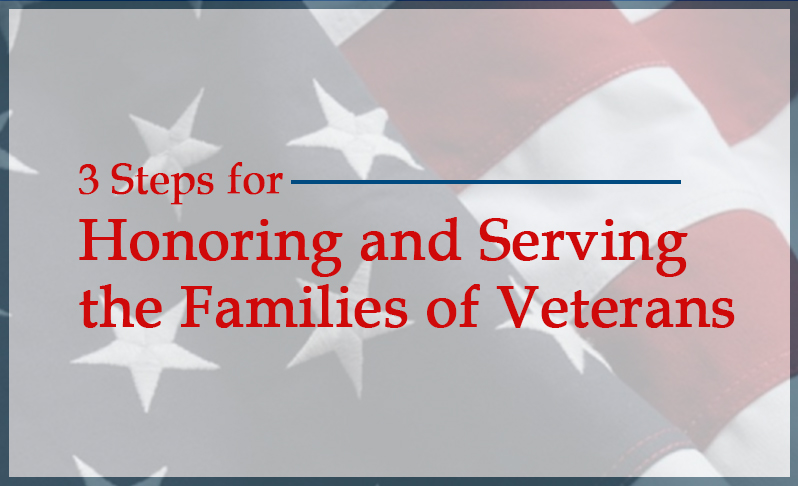 serving families of veterans