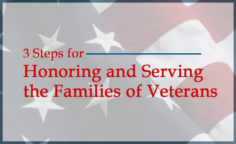 serving families of veterans