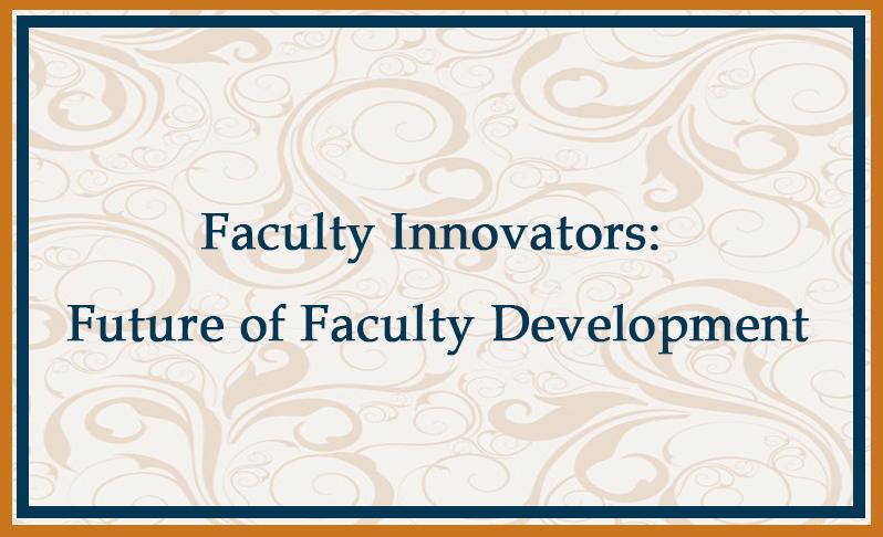 faculty innovators