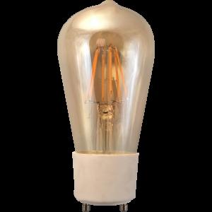 Illumisci ST21 Edison LED Filament Light Bulbs ST21 – GU24