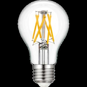 IllumiSci A19 LED Filament Light Bulbs