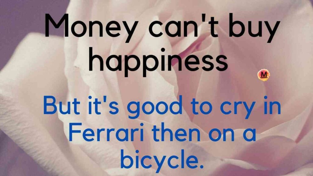 how to make money & happiness