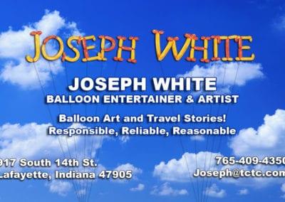 Joseph White BC