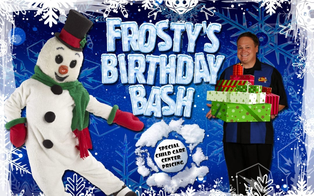 Frosty's Birthday Blast
