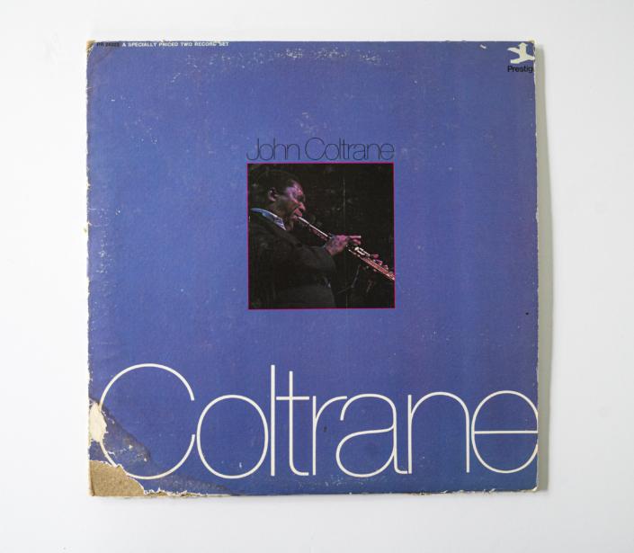 John Coltrane_a favorite album