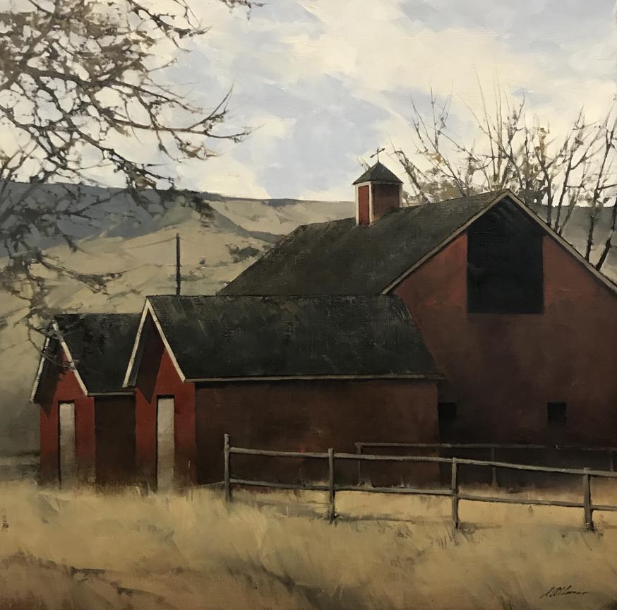 Montgomery-Lee Fine Art | Autumn Farm