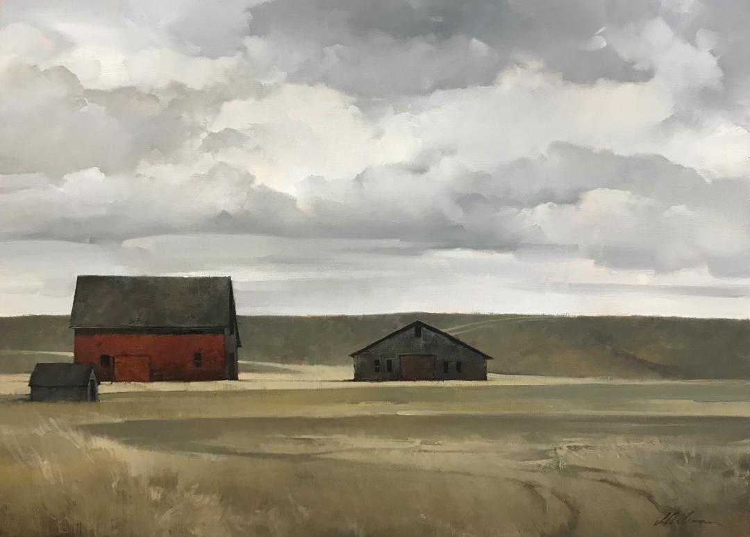 Montgomery-Lee Fine Art   Rolling Sky