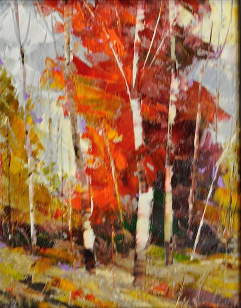 Montgomery-Lee Fine Art | Aspen Study