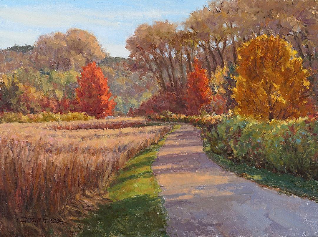 Montgomery-Lee Fine Art   Autumn Light