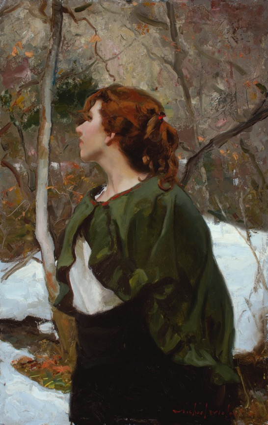 Montgomery-Lee Fine Art | Whispers