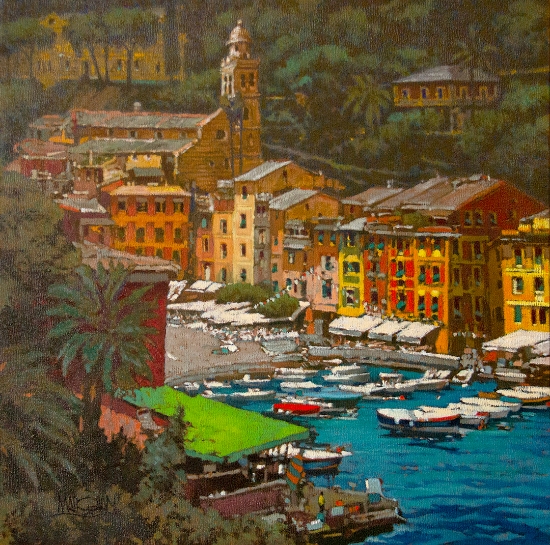 Montgomery-Lee Fine Art | Color of Italy