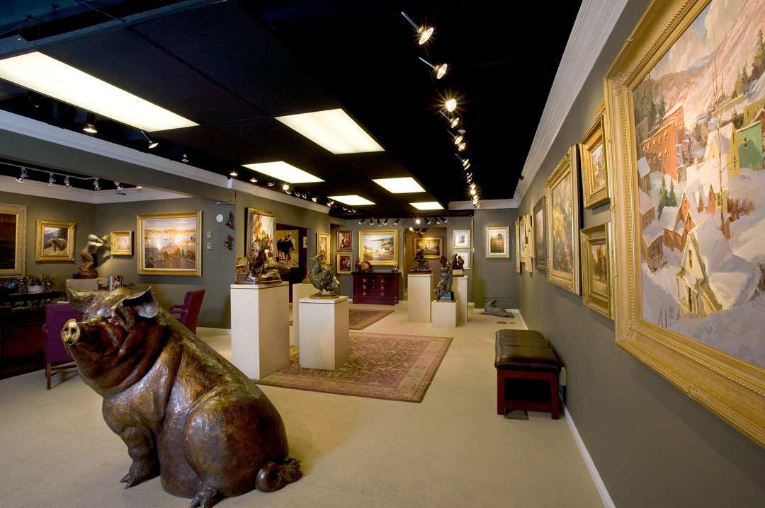 Montgomery-Lee Fine Arts Gallery