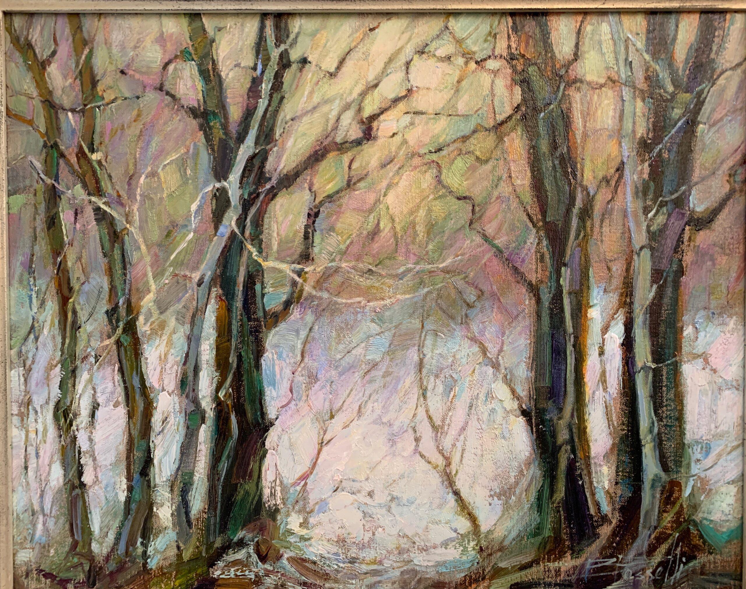 Montgomery-Lee Fine Art   Winter Fancy