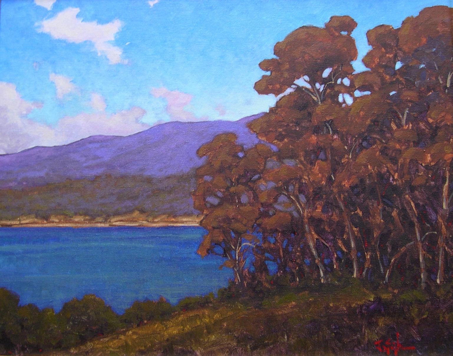 Montgomery-Lee Fine Art | Coastal Comforts