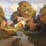 Hansen Farm Road