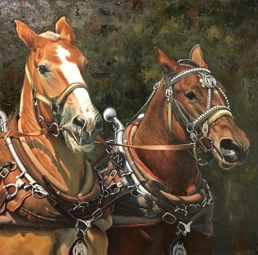 Montgomery-Lee Fine Art | Equally Yoked