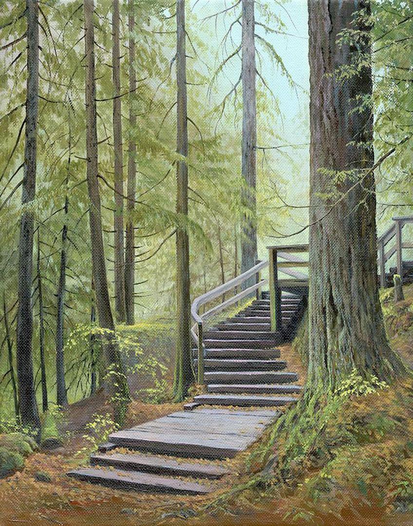 Montgomery-Lee Fine Art | Enchanted Path