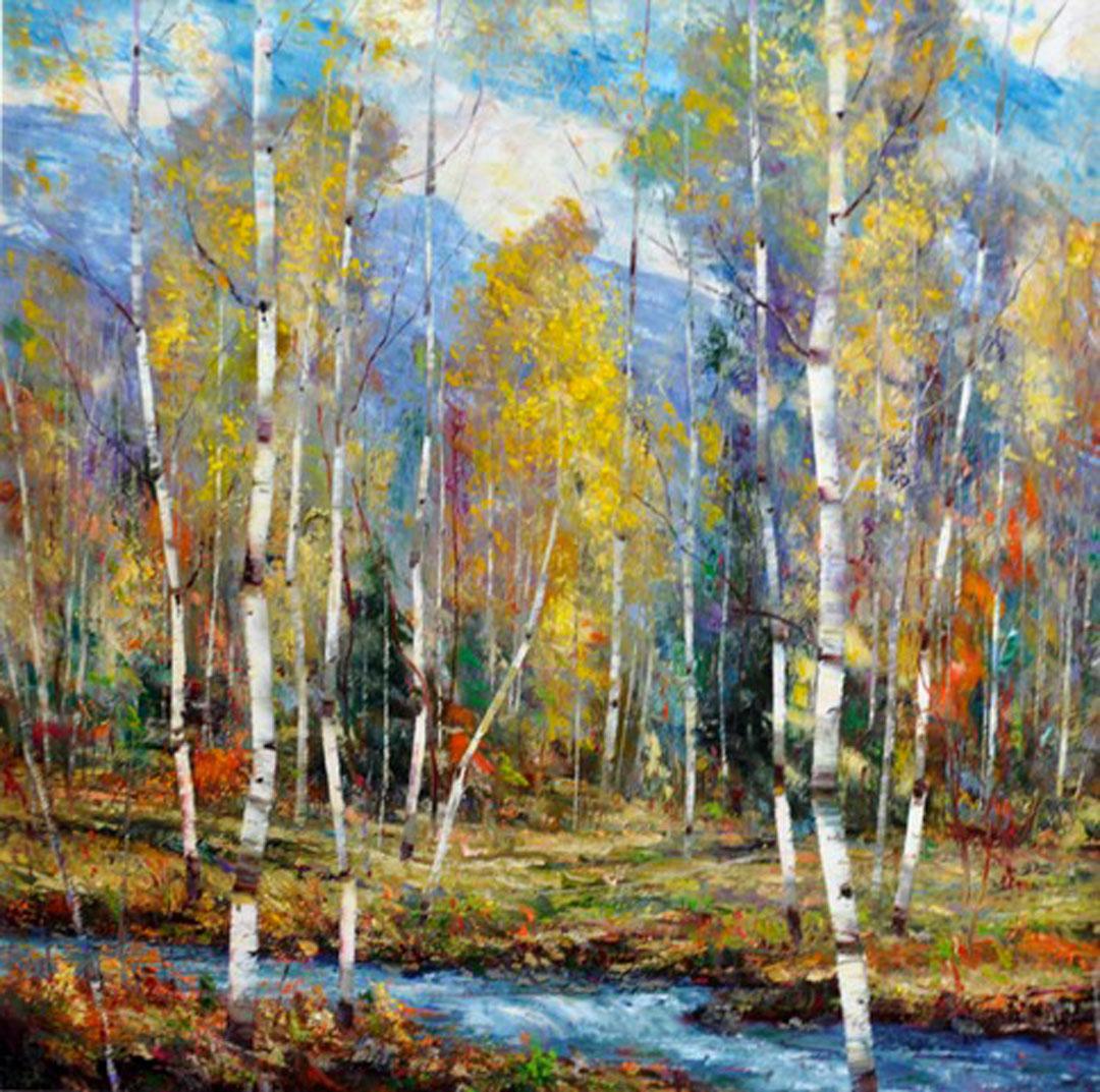 Montgomery-Lee Fine Art | Fall Beauties