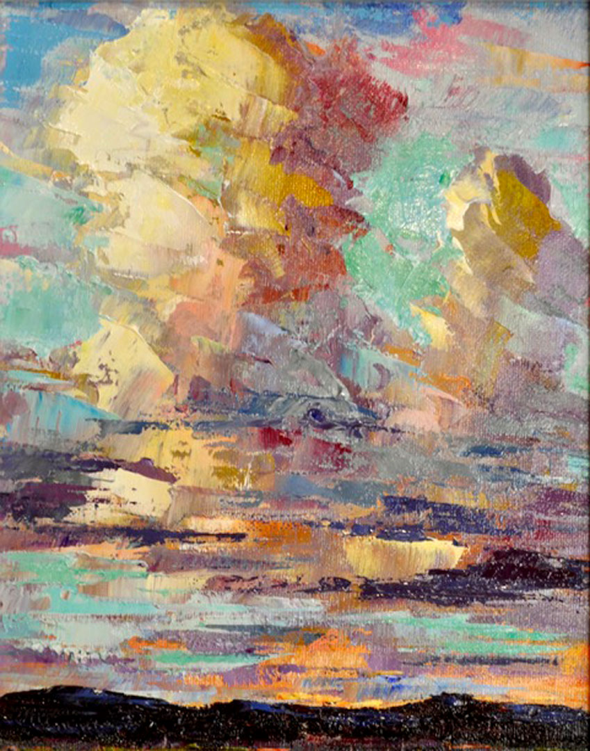 Montgomery-Lee Fine Art | Desert Glow