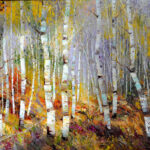 Exhalted Aspens