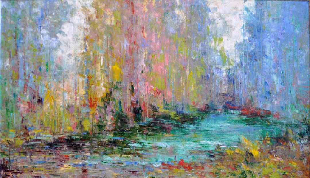 Montgomery-Lee Fine Art | Glorious Wetlands