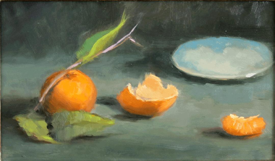 Montgomery-Lee Fine Art   Tangerines