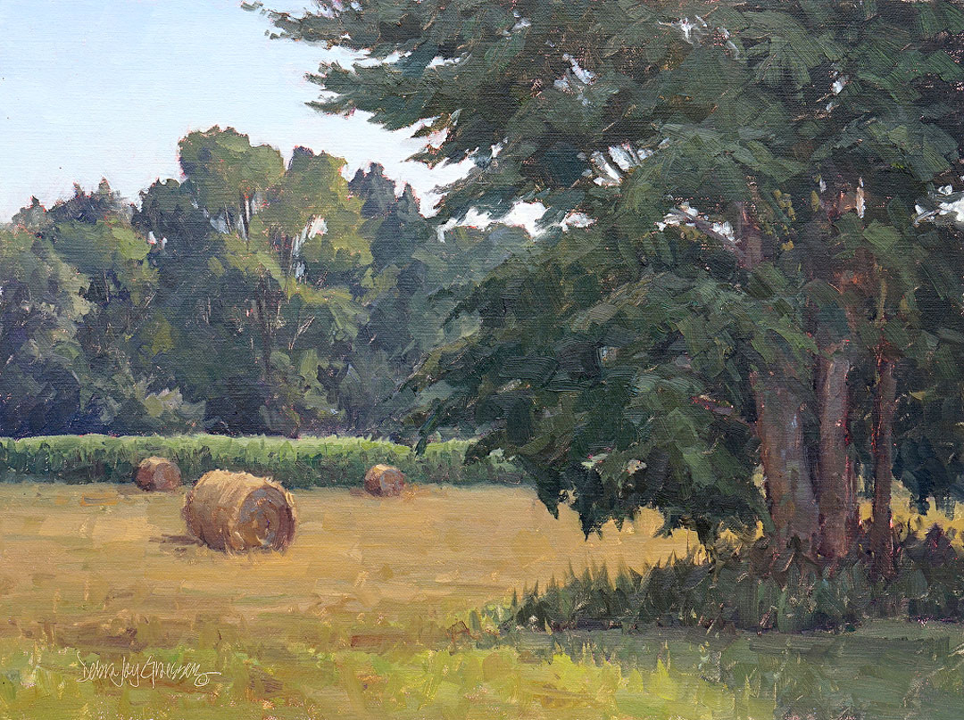 Montgomery-Lee Fine Art | Country Sentinel