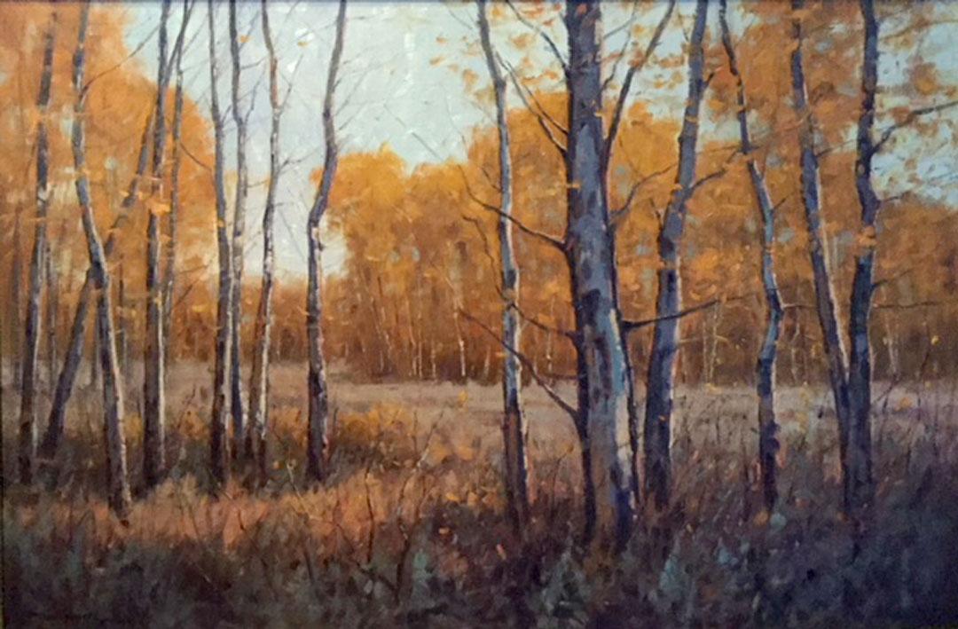 Montgomery-Lee Fine Art | An Autumn Place