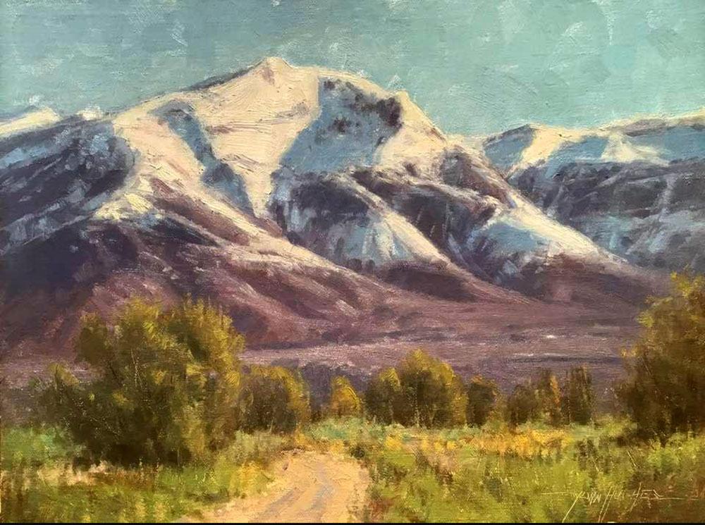 Montgomery-Lee Fine Art   Ben Lomond