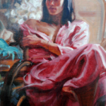 The Pink Robe