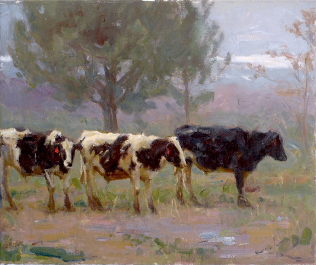 Montgomery-Lee Fine Art | Three Amigos