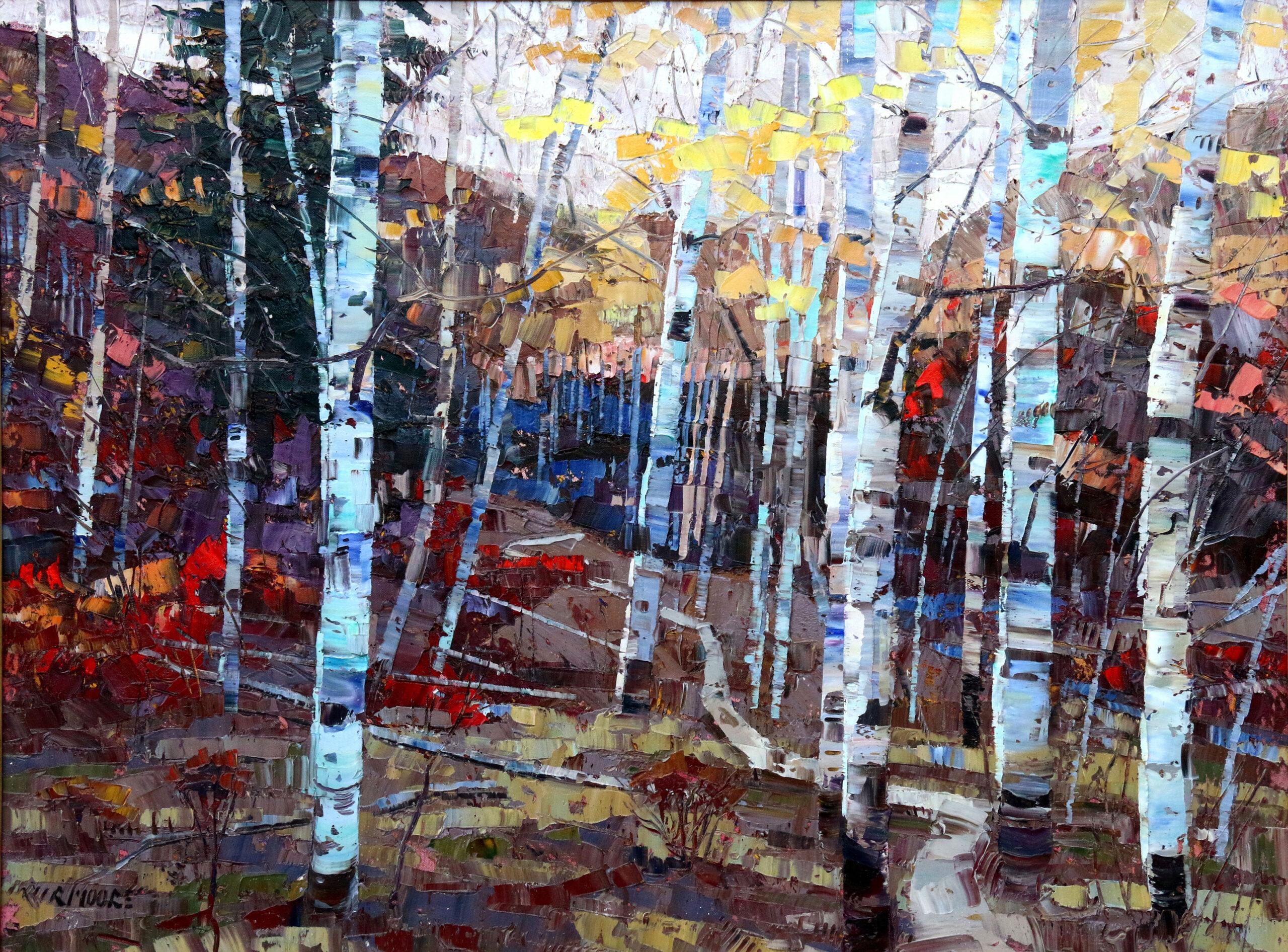 Montgomery-Lee Fine Art   Autumn Wonder