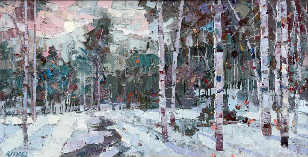 Montgomery-Lee Fine Art | Moonrise