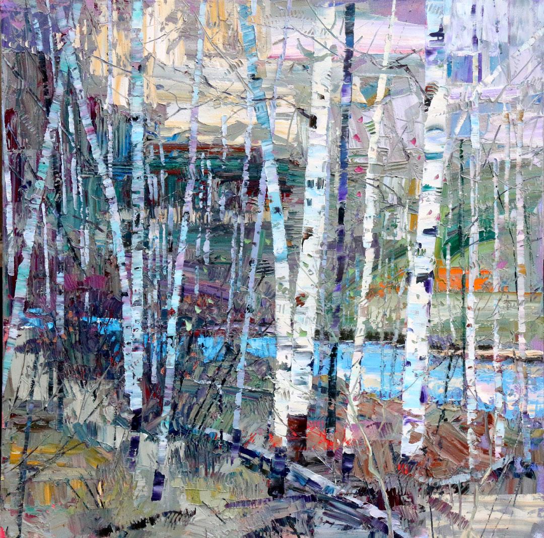 Montgomery-Lee Fine Art   Near the Waters