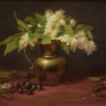 Lilacs and Brass
